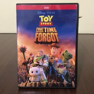 DVD Pixar Toy Story: That Time Forgot!🎞